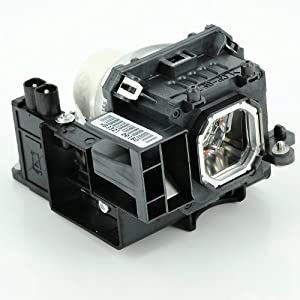 Glamps NP15LP/60003121 Replacement Lamp with Housing for NEC M230X/M260W/M260X/M2... Projectors from Glamps