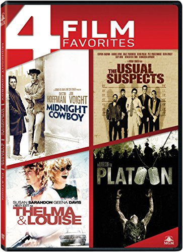 MIDNIGHT COWBOY / USUAL SUSPECTS / THELMA & LOUISE