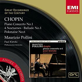 Piano Concerto No. 1 in E minor Op. 11 (2001 Digital Remaster): I. Allegro maestoso