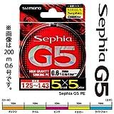 シマノ ライン Sephia G5 PE 150m PL-E55N 5C 0.6