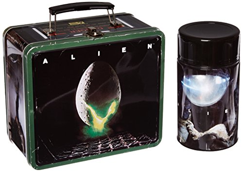 Diamond Select Toys Alien: Alien Egg Distressed Lunch Box with Thermos