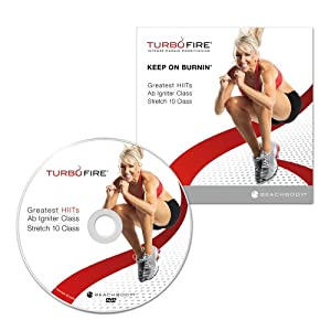 TurboFire Greatest HIITs: 20 Minute High Intensity DVD Workout