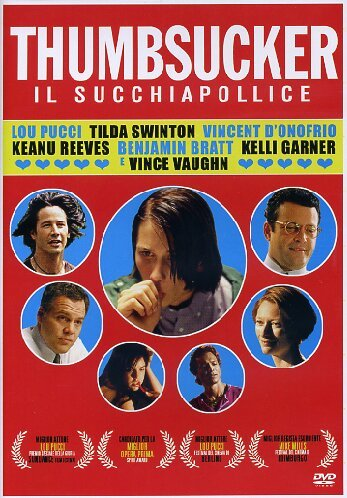 Thumbsucker - Il succhiapollice [Italia] [DVD]