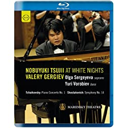 Tsujii at White Nights [Blu-ray]