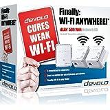 Devolo dLAN 500 Wi-Fi Network Kit