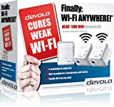 Devolo dLAN 500 Wi-Fi Network Kit