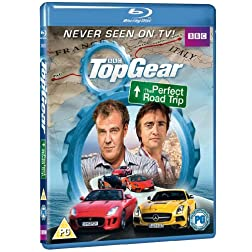 Top Gear-Perfect Road Trip [Blu-ray]