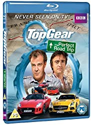 Top Gear - The Perfect Road Trip [Blu-ray + UV Copy]