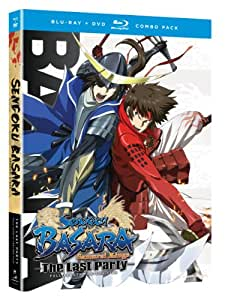 Sengoku Basara: The Last Party (Blu-ray/DVD Combo)