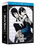 黒執事セカンドシーズン+OVA BD+DVD BOX(北米輸入盤)