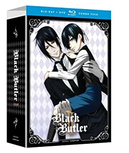 Black Butler: The Complete Second Season [Blu-ray]