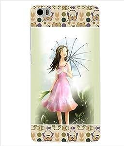 ColourCraft Girly Back Case Cover for XIAOMI MI 5