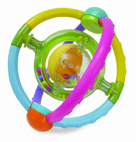 B Kids Orbit Rattle (Discontinued by Manufacturer)