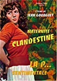 echange, troc Maternite clandestine & la p... sentimentale 2 films (1953-1958)