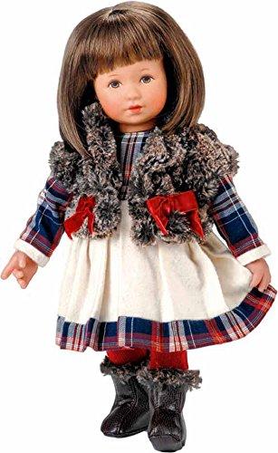 Käthe Kruse 42511 - Glückskind Katarina Puppe