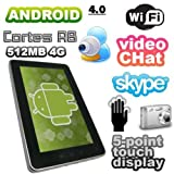 "Elsse (TM) 7"" 5-point capacitive screen TABLET PC ANDROID 4.0 - 2160p hdmi 512MB 4GB Camera WIFI"
