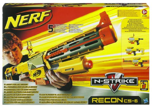 Nerf Nstrike Recon CS-6