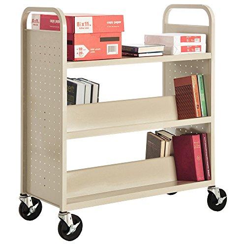Sandusky Lee Sfv336 07 Combination Top Flat Shelf Book