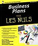 Business Plans pour les Nuls - Nouvel...