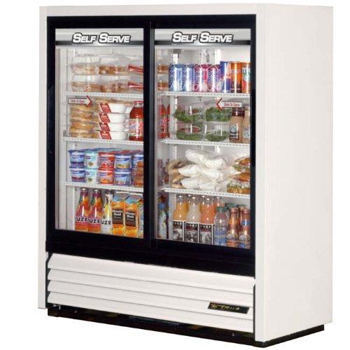 True Double Door Refrigerator front-466495