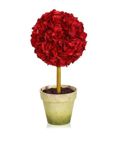 Winward Holiday Hydrangea Topiary As You See
