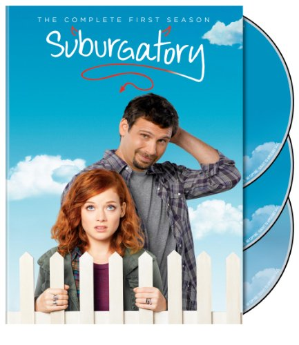 Cover art for  Suburgatory: The Complete First Season