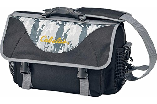 Cabela's Fishing Tackle Satchel Bag (Cabelas Fishing compare prices)