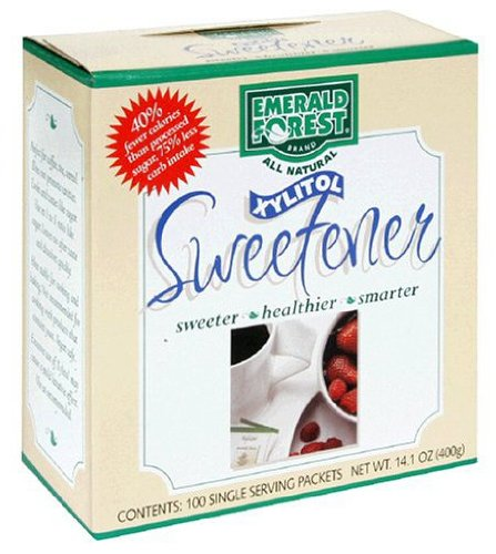 Xylitol Usa - Xyla All Natural Sugar Free Sweetener - 100 Packet(S)