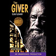 The Giver | Livre audio Auteur(s) : Lois Lowry Narrateur(s) : Ron Rifkin