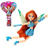 Winx Club - Charmix Fairy Doll - Bloom 28cm
