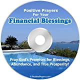 Positive Prayers for Financial Blessings - Prayer CD * Pray God's Promises for Financial Blessings, Financial Abundance, and Financial Prosperity! ~ Dr Jerry Fowler
