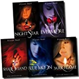 Alyson Noel The Immortals Series 6 Books Collection Set Pack (Everlasting, Dark Flame, Blue Moon, Ever More, Shadowland, Night Star) (The Immortals Series)