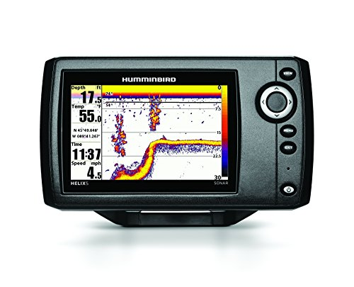 Humminbird 409720-1 HELIX 5 PT Portable Fish Finder with GPS
