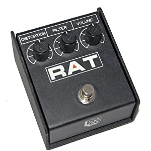 Nice deal on the ProCo Rat2 distortion at Amazon