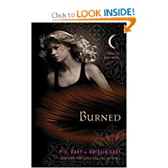 Burned  House of Night 7 (req)