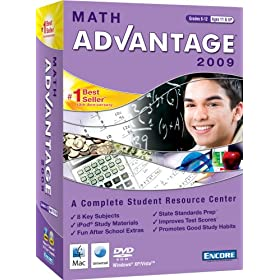 Encore Math Advantage 2009