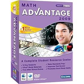 Encore Math Advantage 2009