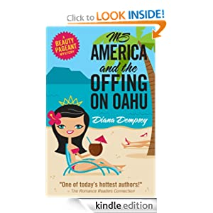 Ms America and the Offing on Oahu (Ms America Mysteries No. 1)
