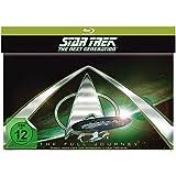 Star Trek: The Next Generation - Complete Box (exklusiv bei Amazon.de) [Blu-ray] [Limited Edition]