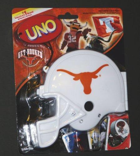 Imagen de Universidad de Texas Longhorns Edición de la ONU en el caso de Casco Exclusivo
