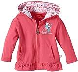Salt & Pepper Baby - Mädchen Sweatshirt 43218228, Gr. 74, Pink (magenta)