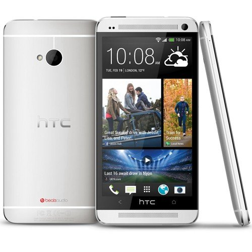 HTC One 32GB Silver (SIM Free/Unlocked) - 英国保証 - 並行輸入品