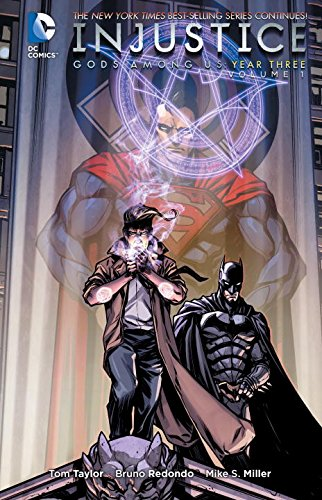 Injustice Gods Among Us Year Three HC Vol 1