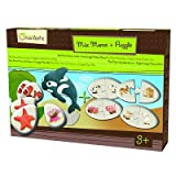 Avenue Mandarine Ocean Animals/ Mother and Baby Puzzle (2 Pieces)
