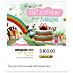 Amazon Gift Card - E-mail - Birthday...