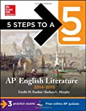 5 Steps to a 5 AP English Literature, 2014-2015 Edition (5 Steps to a 5 on the Advanced Placement Examinations Series)