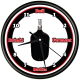 HOME BREW Wall clock moonshine liquor homemade gift