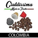 100 capsules café 100% compatibles Nespresso. ESPRESSO ITALIANO! Qualitè Colombia. Livraison gratuite