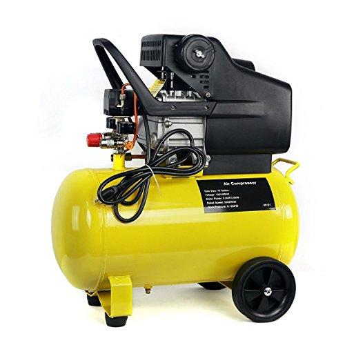 3.5 HP x 10 Gallon Air Compressor 125PSI Adjustable Pressure Heavy Duty (3 Stage Propane Regulator compare prices)