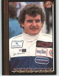 Buy 1992 Maxx Black Racing Card # 37 Joe Nemechek - NASCAR Trading Cards by Maxx